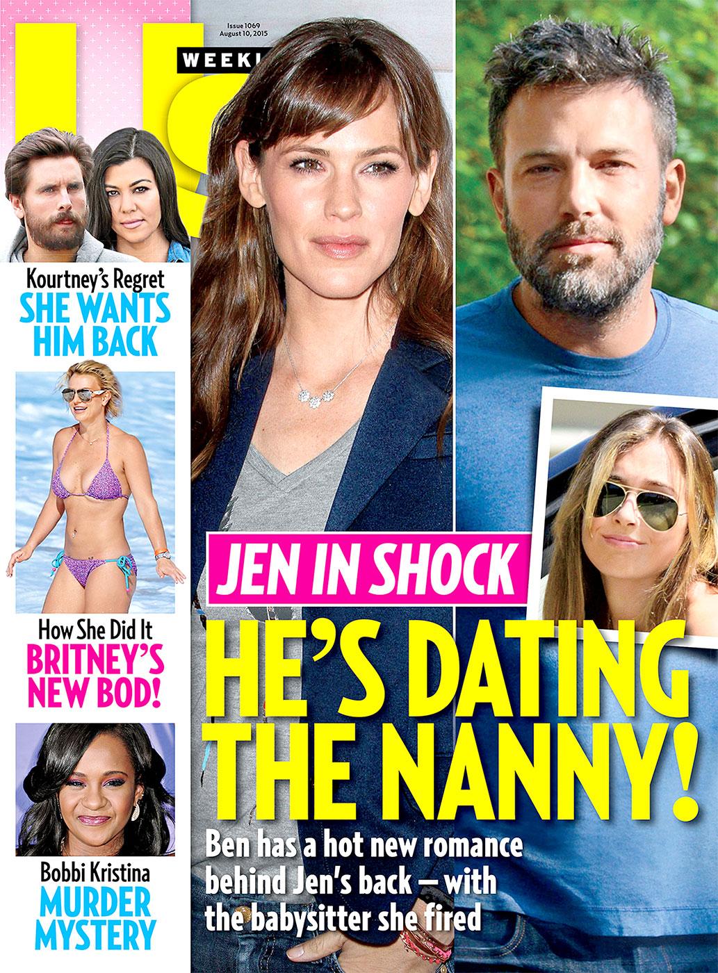 Is ben affleck dating nanny