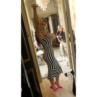 Kim Zolciak Waist Trainer
