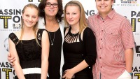 Rosie O'Donnell and Kids
