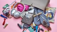 Find out what's in Ashley Monroe's bag