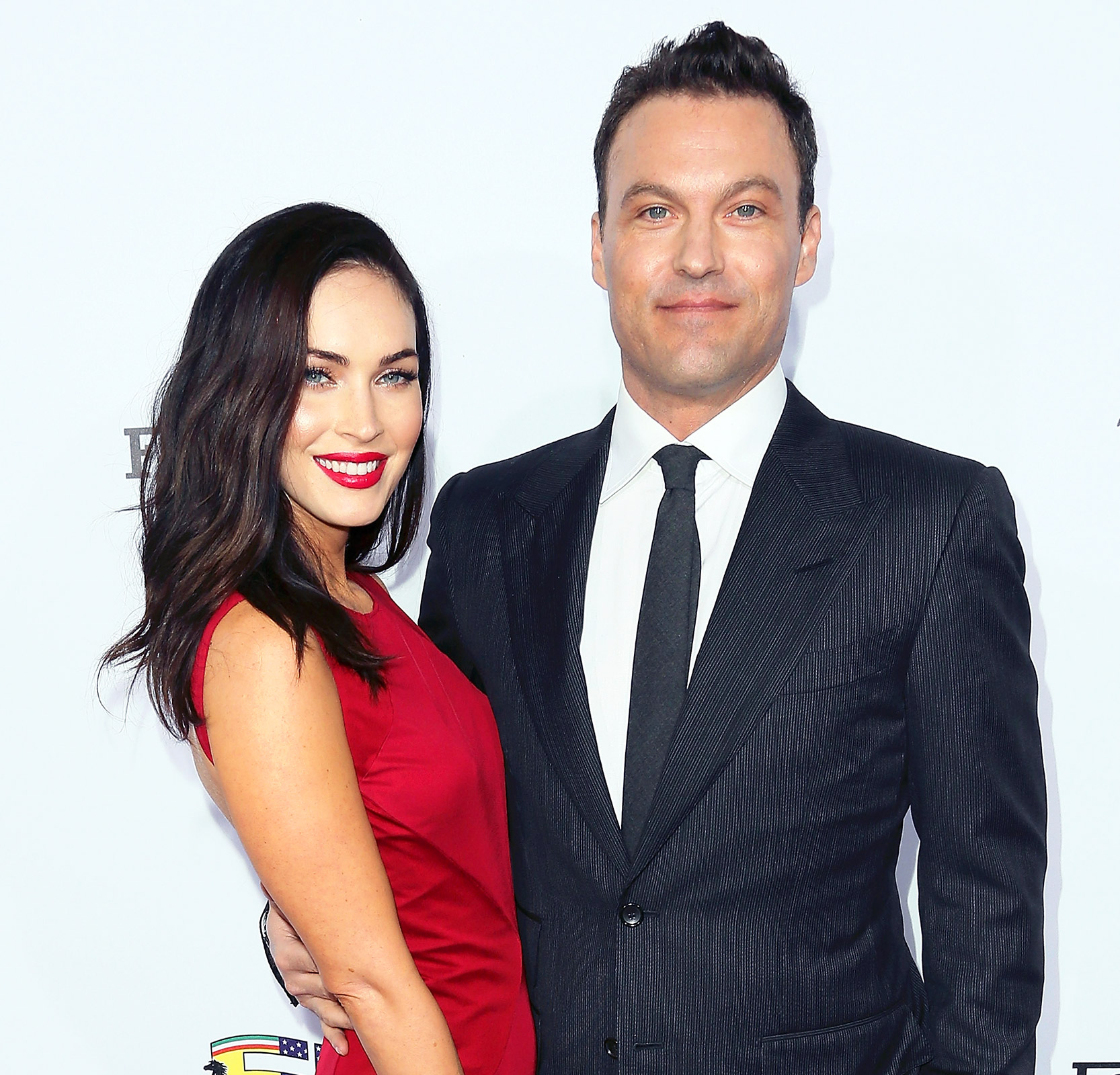 Brian Austin Green Girlfriends Great megan fox and brian austin green: the way they were