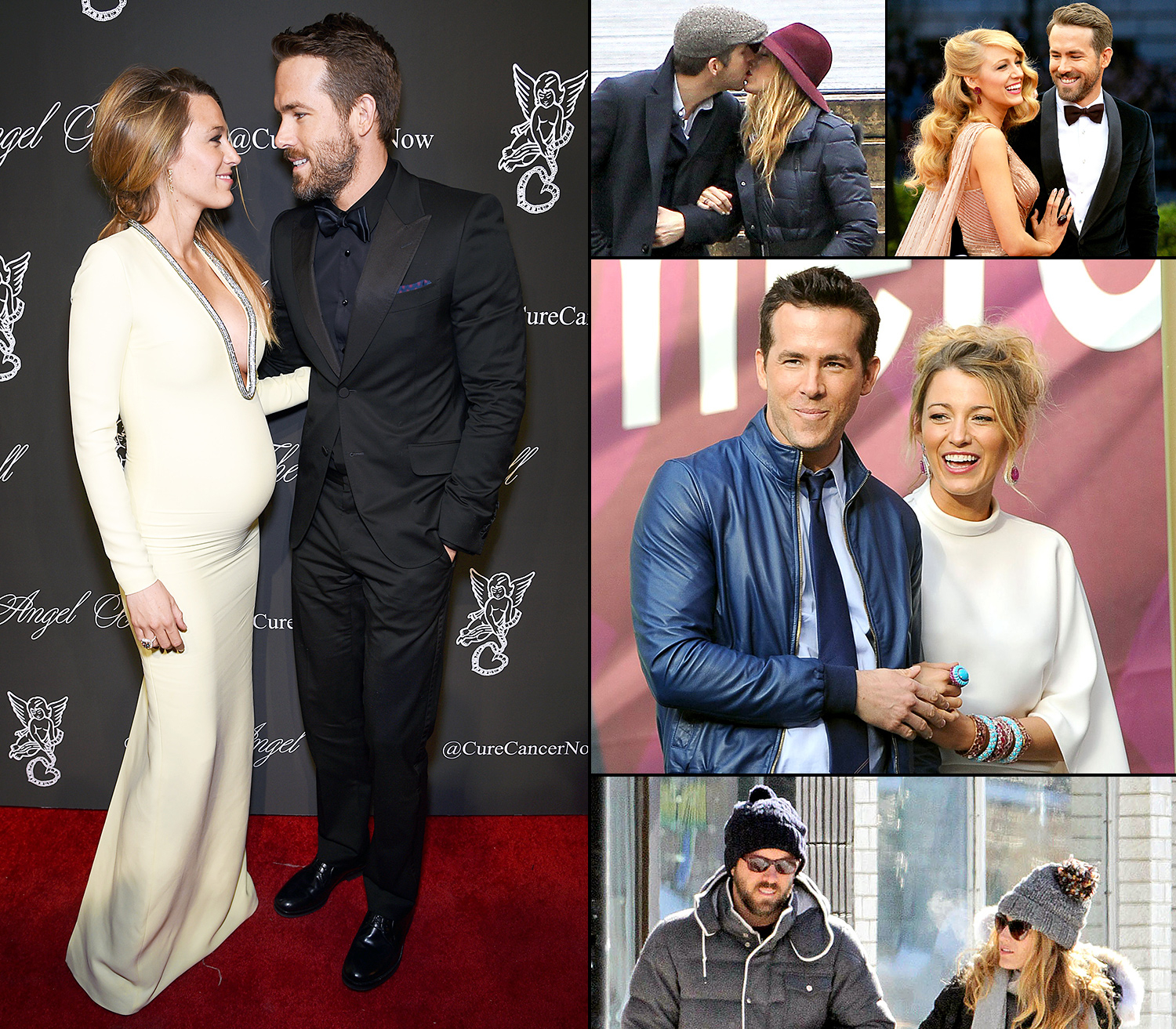 "These days, Blake Lively and Ryan Reynolds are royalty as far as Hollywood couples go, but the Detective Pikachu star and the Age of Adaline actress were once just two friends out on a double date — with other people! As Reynolds told Entertainment Weekly 's SiriusXM show in February 2016: ""We went on a double date . She was on a date with another guy, and I was on a date with another girl — and that was, like, the most awkward date for the respective parties because we were just like fireworks coming across."""