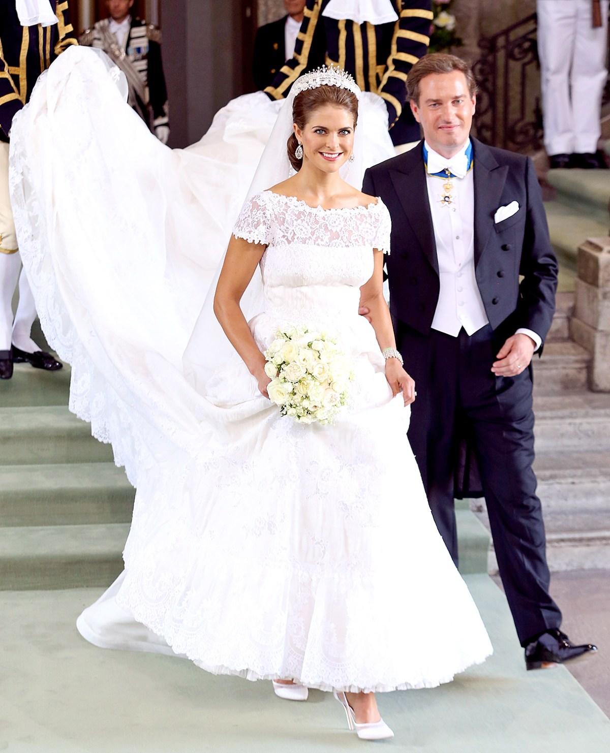Знаменитые свадьбы в россии