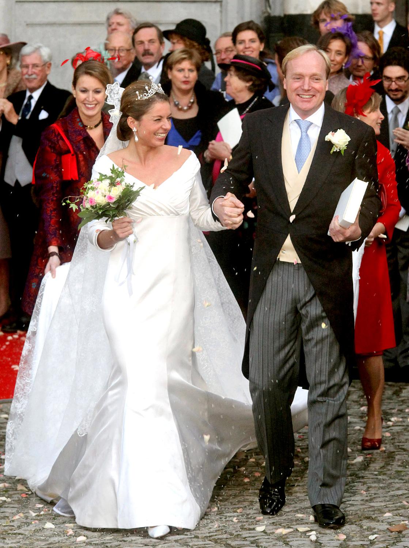 Royal Family Wedding Dresses