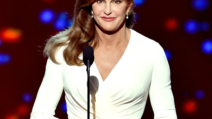 Caitlyn Jenner onstage during the 2015 Espy Awards