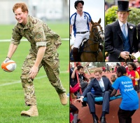 Prince Harry, Hottest Moments