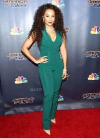 "Mel B attends ""America's Got Talent"" post show red carpet on Sept. 9"