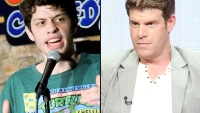 Pete Davidson and Steve Rannazzisi