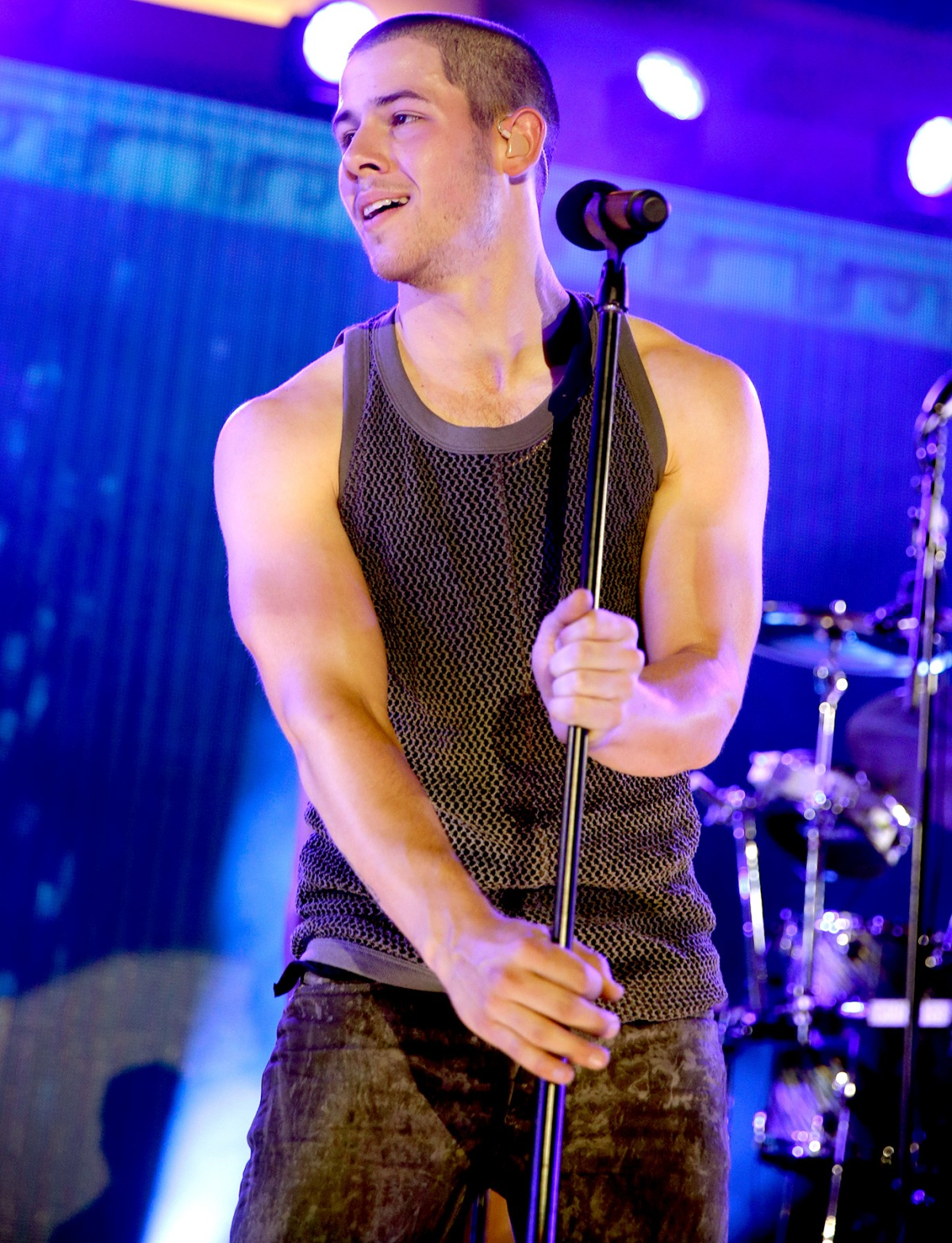 Nick Jonas' Hot Transformation: Child Star to Mega Hunk - Us