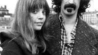 Gail Zappa and Frank Zappa in 1972