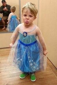Elsa Halloween