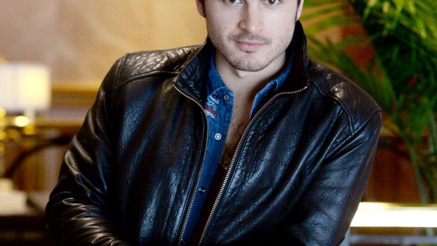 Michael Malarkey in The Vampire Diaries