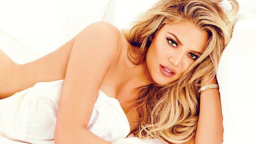 Khloe Kardashian Strips It Down, Gets Sexy For Book Cover