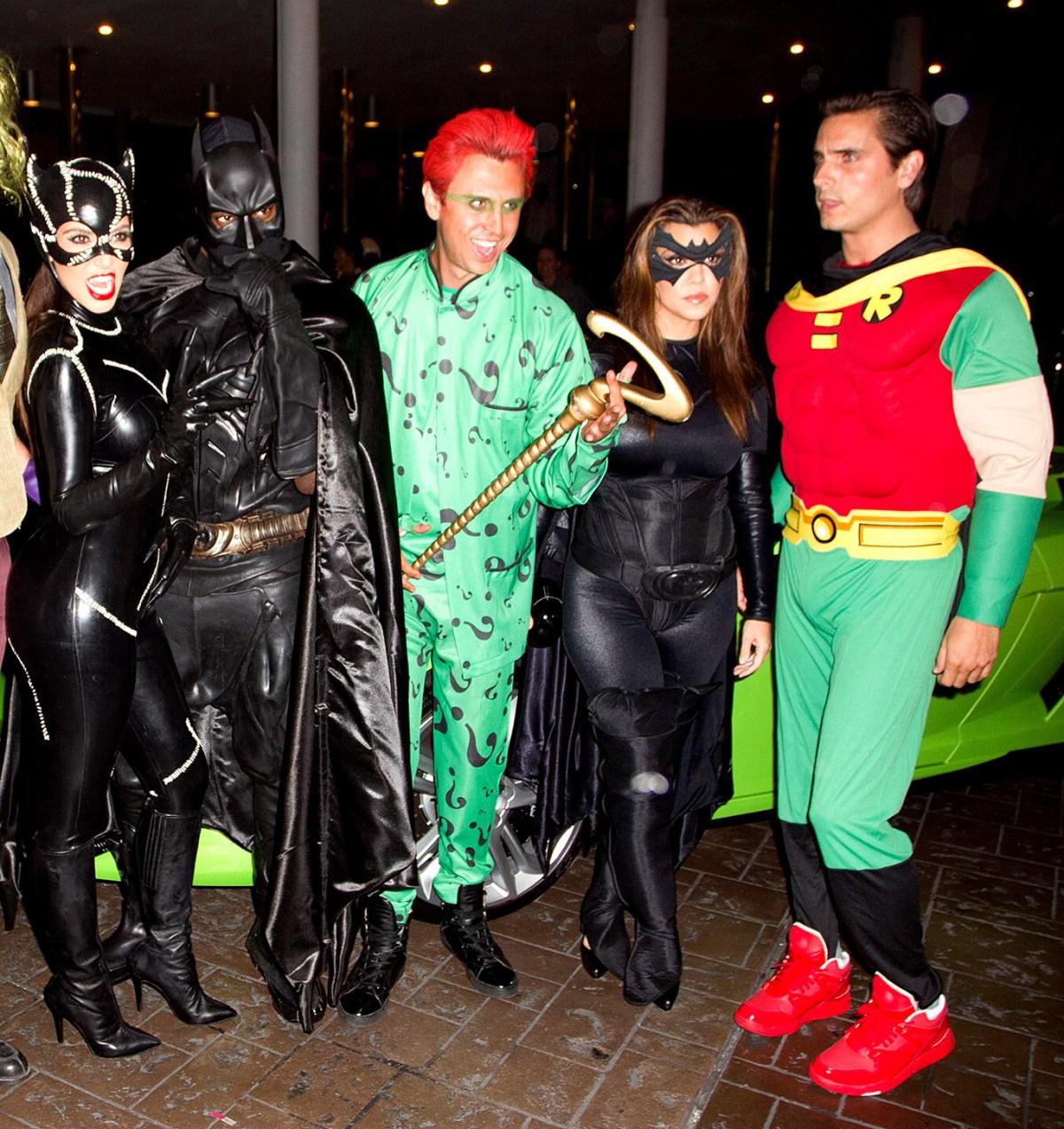 kardashians best halloween costumes