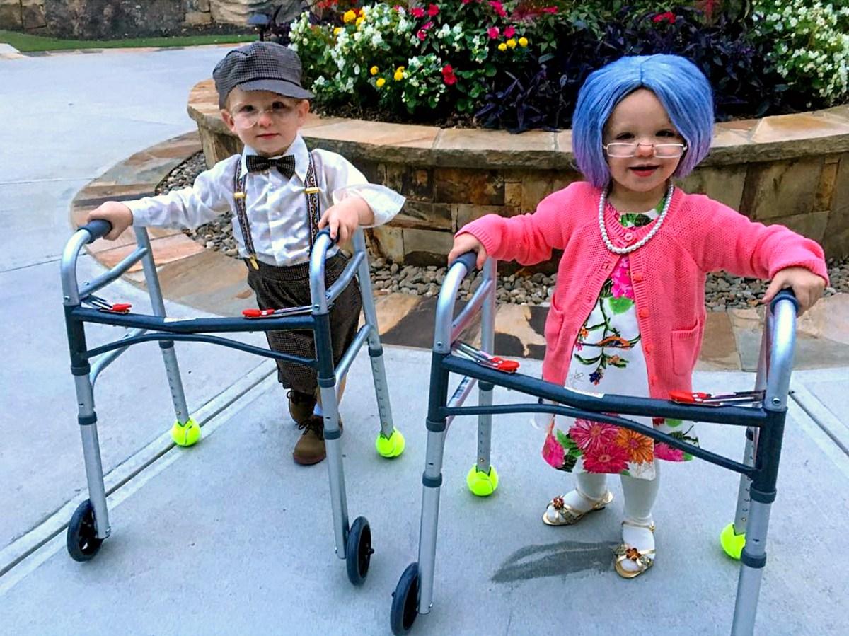 celeb kids' cutest halloween costumes