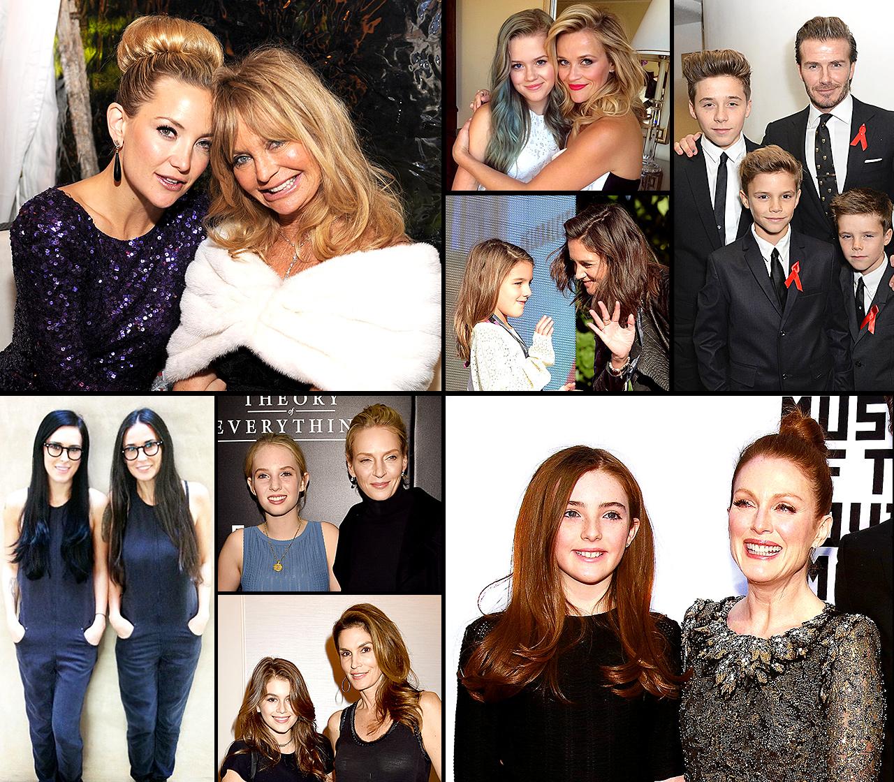 Celebrity Look Alike Girls