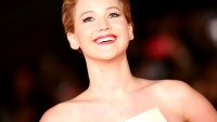 Jennifer Lawrence during The 8th Rome Film Festival
