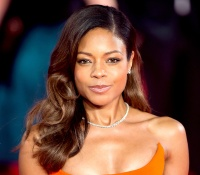 "Naomie Harris at the Royal Film Performance of ""Spectre"" on Oct. 26."