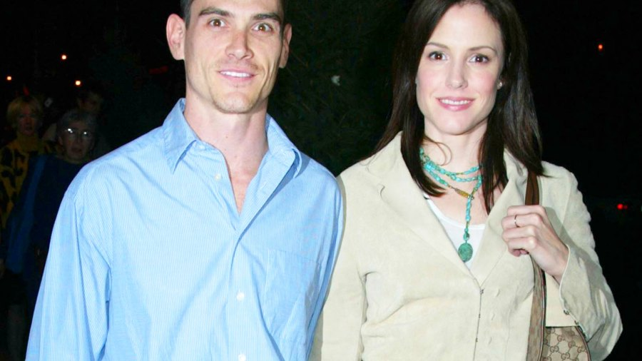 Mary-Louise Parker and Billy Crudup