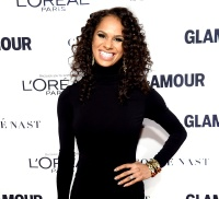 Misty Copeland attends 2015 Glamour Women Of The Year Awards