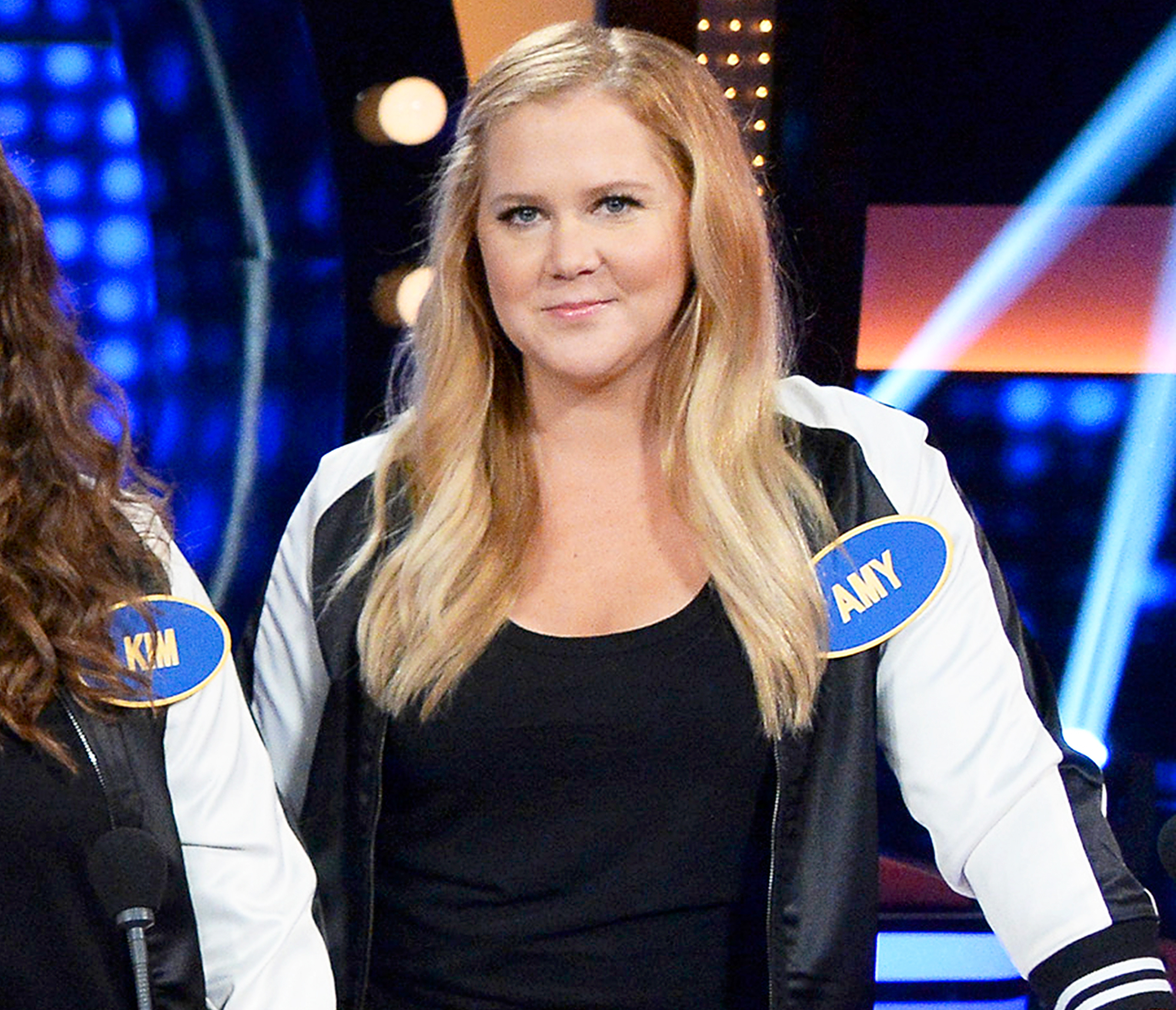 Amy Schumer Celebrity Family Feud