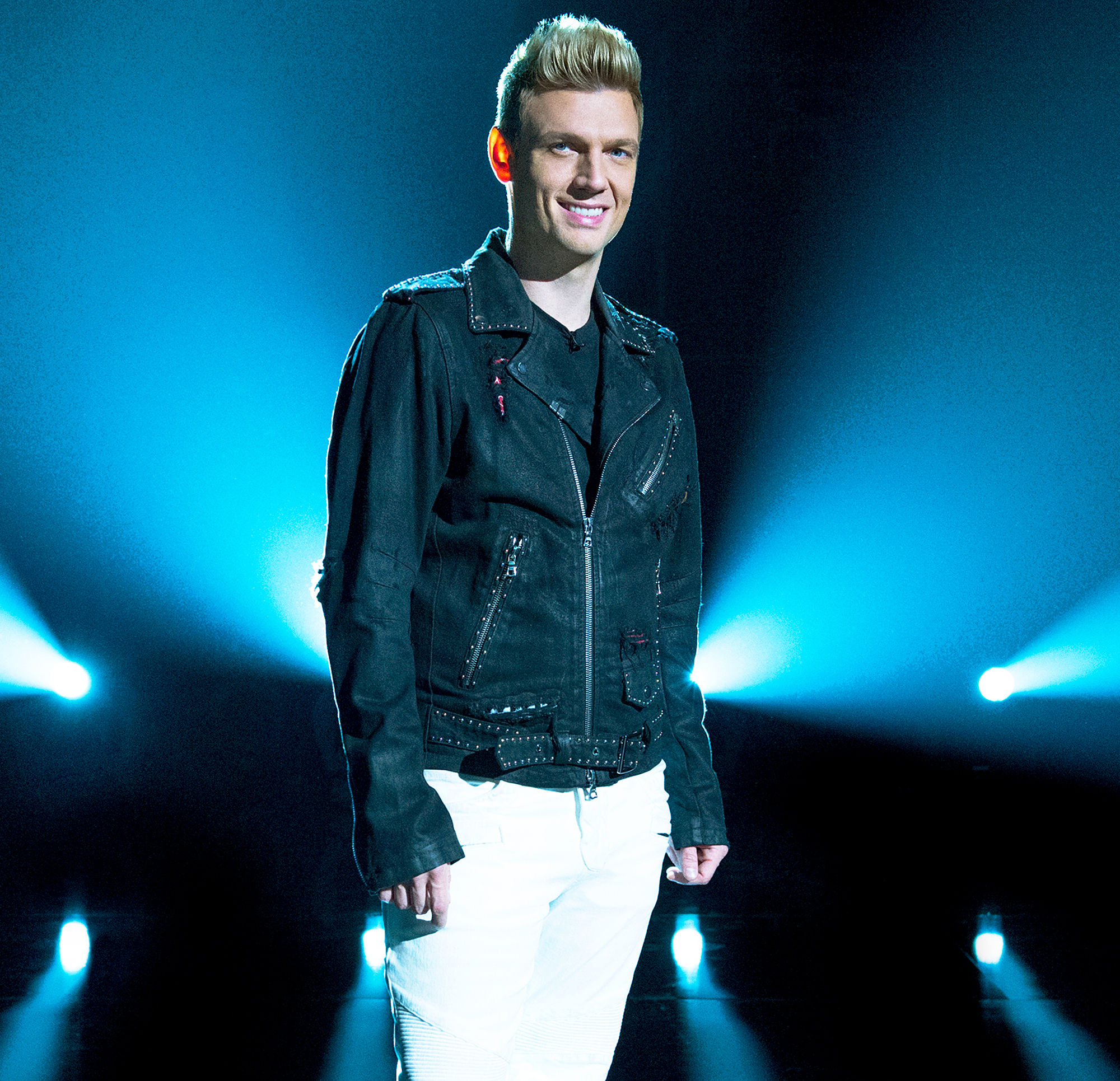 Nick Carter Boy Ban