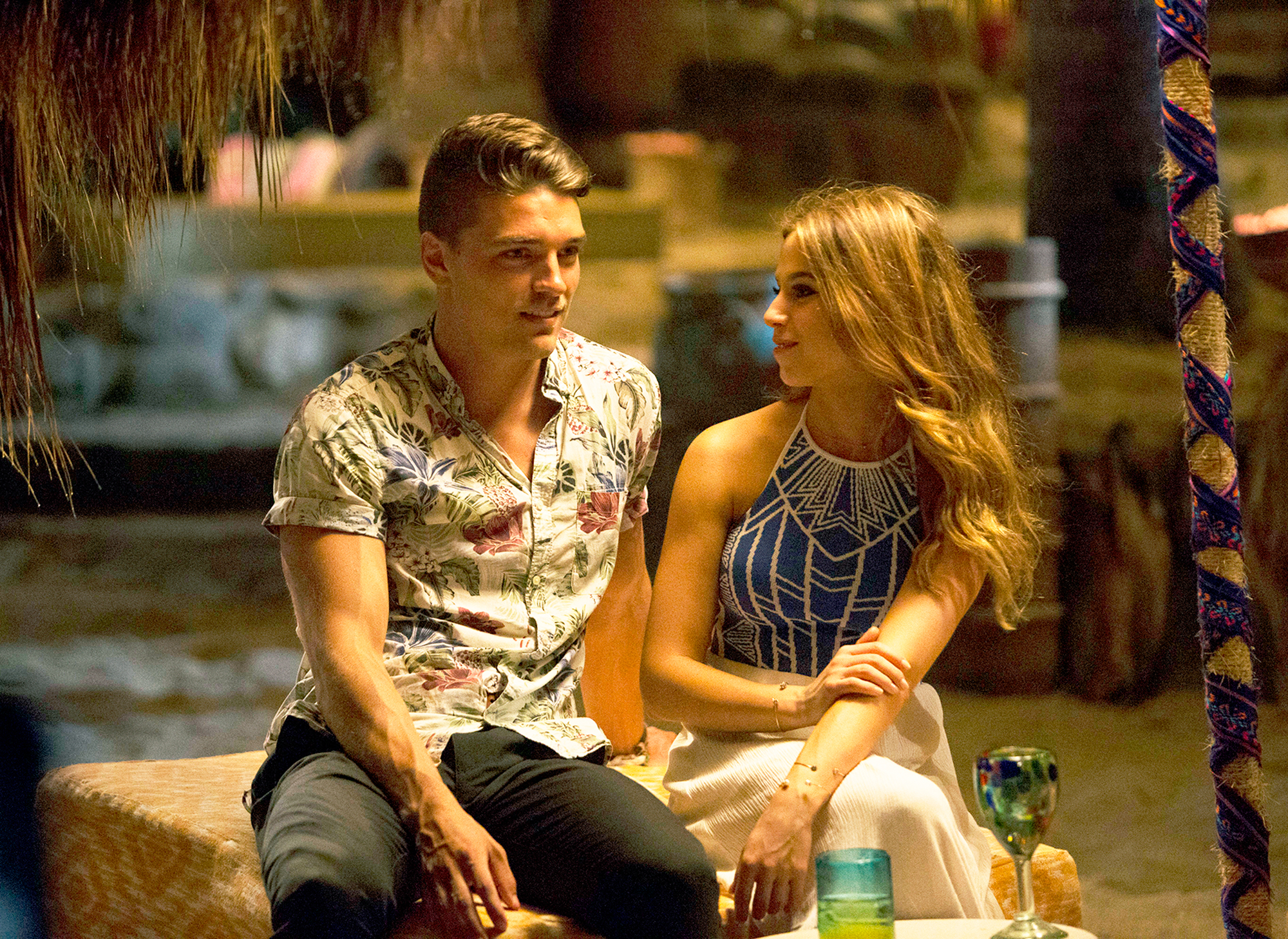 Dean Unglert and Kristina Schulman Bachelor in Paradise