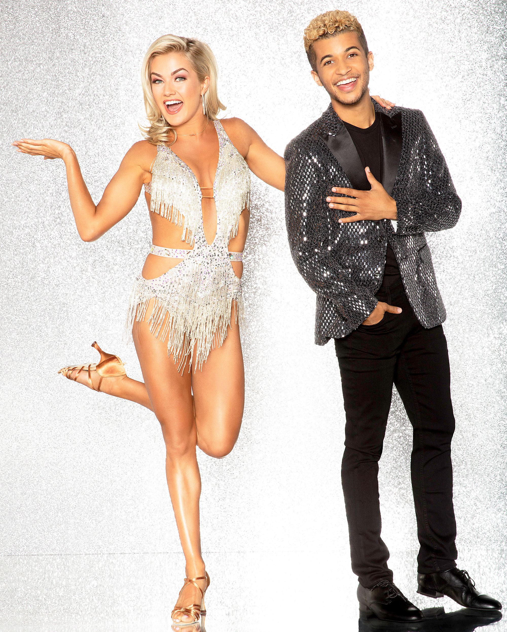 Jordan Fisher and Lindsay Arnold Dancing With The Stars