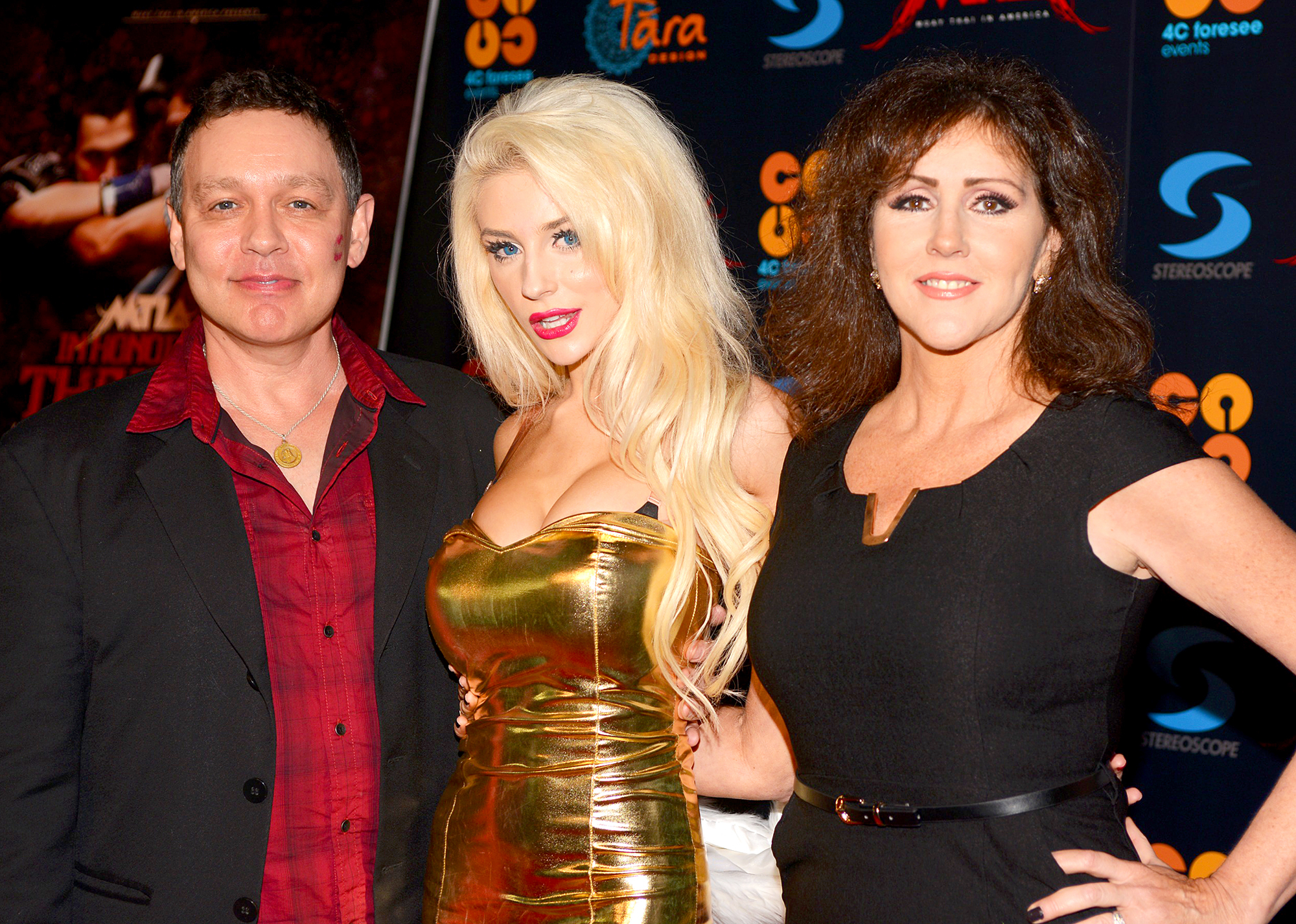 Courtney Stodden's Mom: Doug Hutchison Wanted Threesome