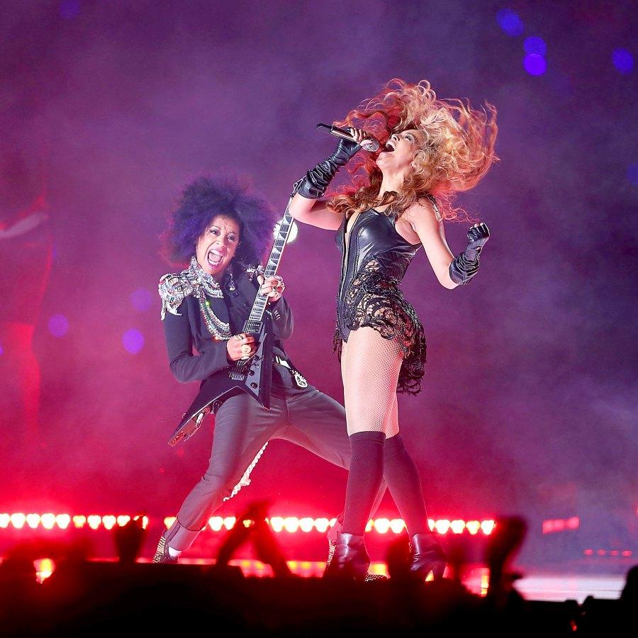 Beyonce and Bibi McGill