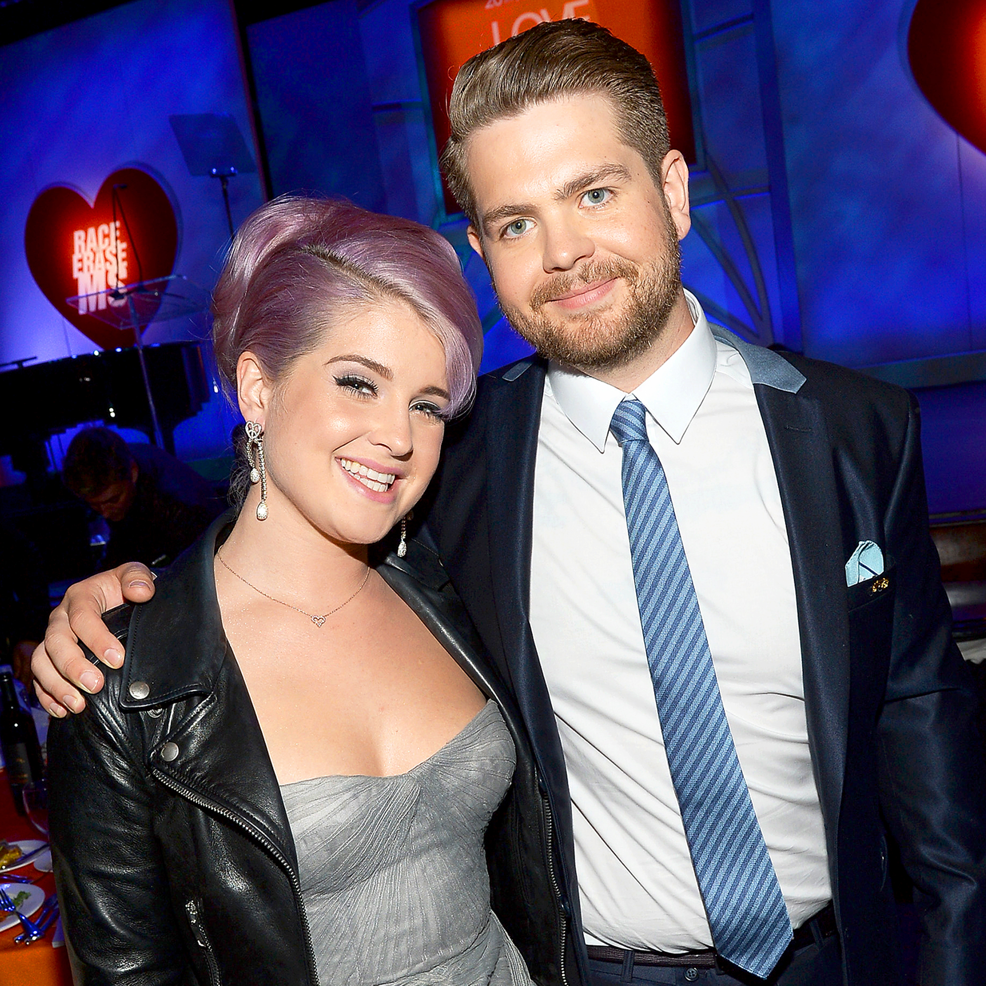 Kelly Osbourne and Jack Osbourne
