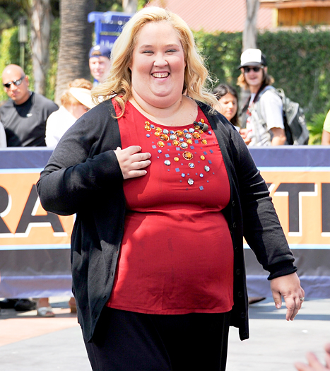 Mama June Before Weight Loss