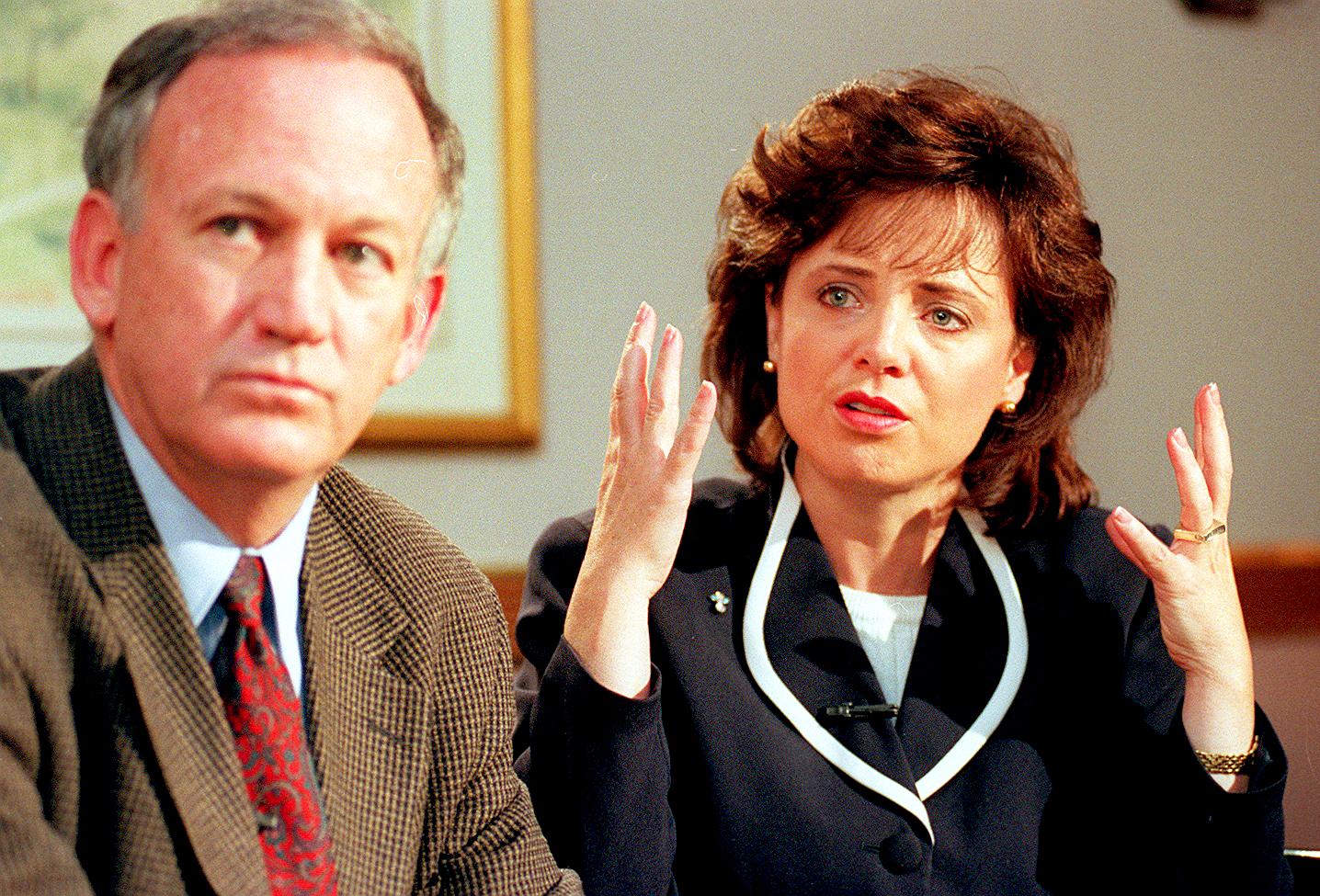 John Ramsey and Patsy Ramsey