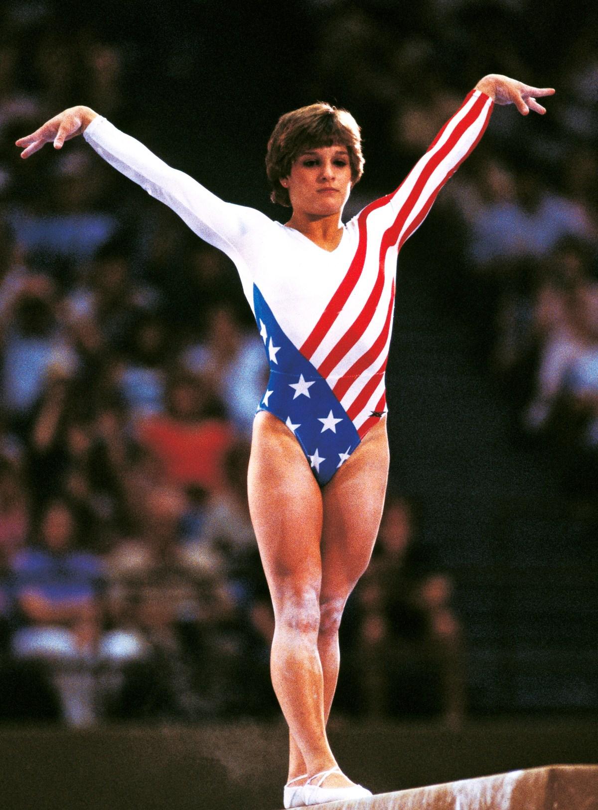 a2e89c32a6b1 Olympic Women s Gymnastics Leotards