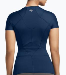 Tommie Copper Shoulder Support Shirt - Black 3