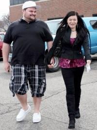 Amber Portwood and Gary Shirley