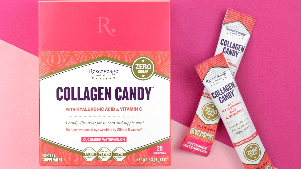 Sugar-Free Collagen Candy Is Just The Treat We've Been Waiting For!
