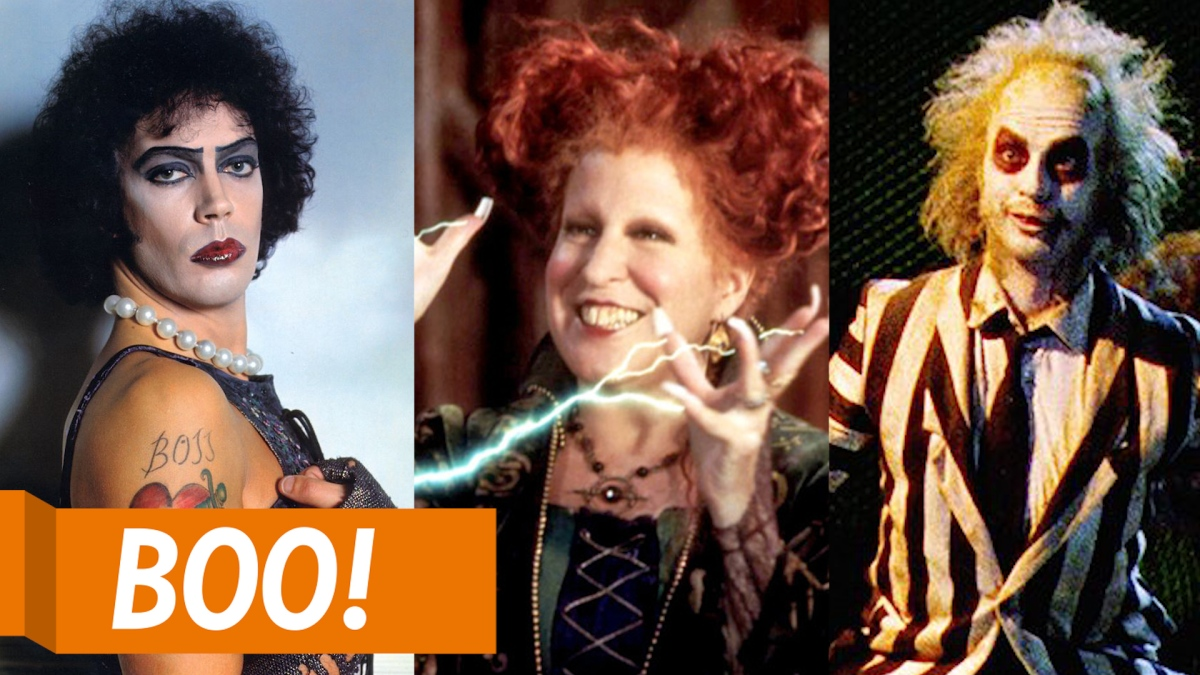 Best Non-Scary Movies of the Halloween Season: 'Hocus Pocus,' 'Rocky Horror' and More!