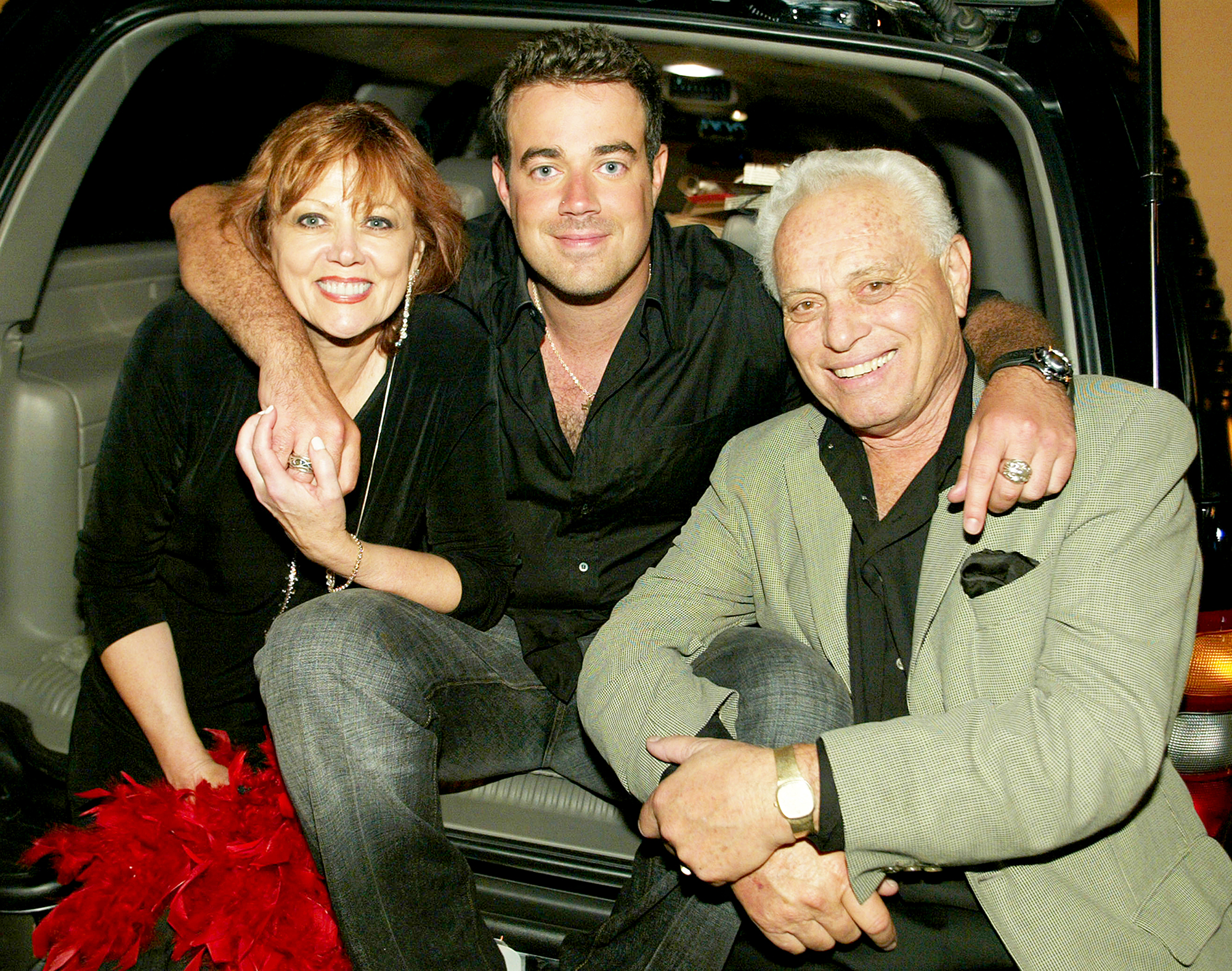 Carson Daly Loses His Stepfather Five Weeks After His Mother Died