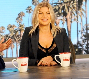 Fergie on The Talk