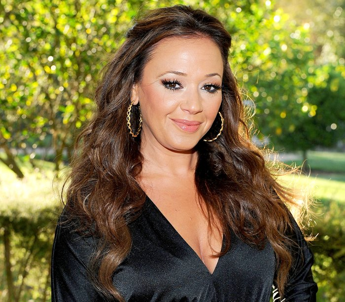 Leah Remini attends the 13th Annual Design Care Benefiting The HollyRod Foundation in Beverly Hills, California.