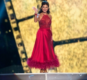 Vanessa Lachey on Dancing With The Stars