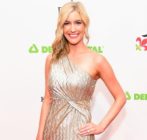 Whitney Bischoff attends the 141st Kentucky Derby Unbridled Eve Gala at Galt House Hotel & Suites on May 1, 2015 in Louisville, Kentucky.