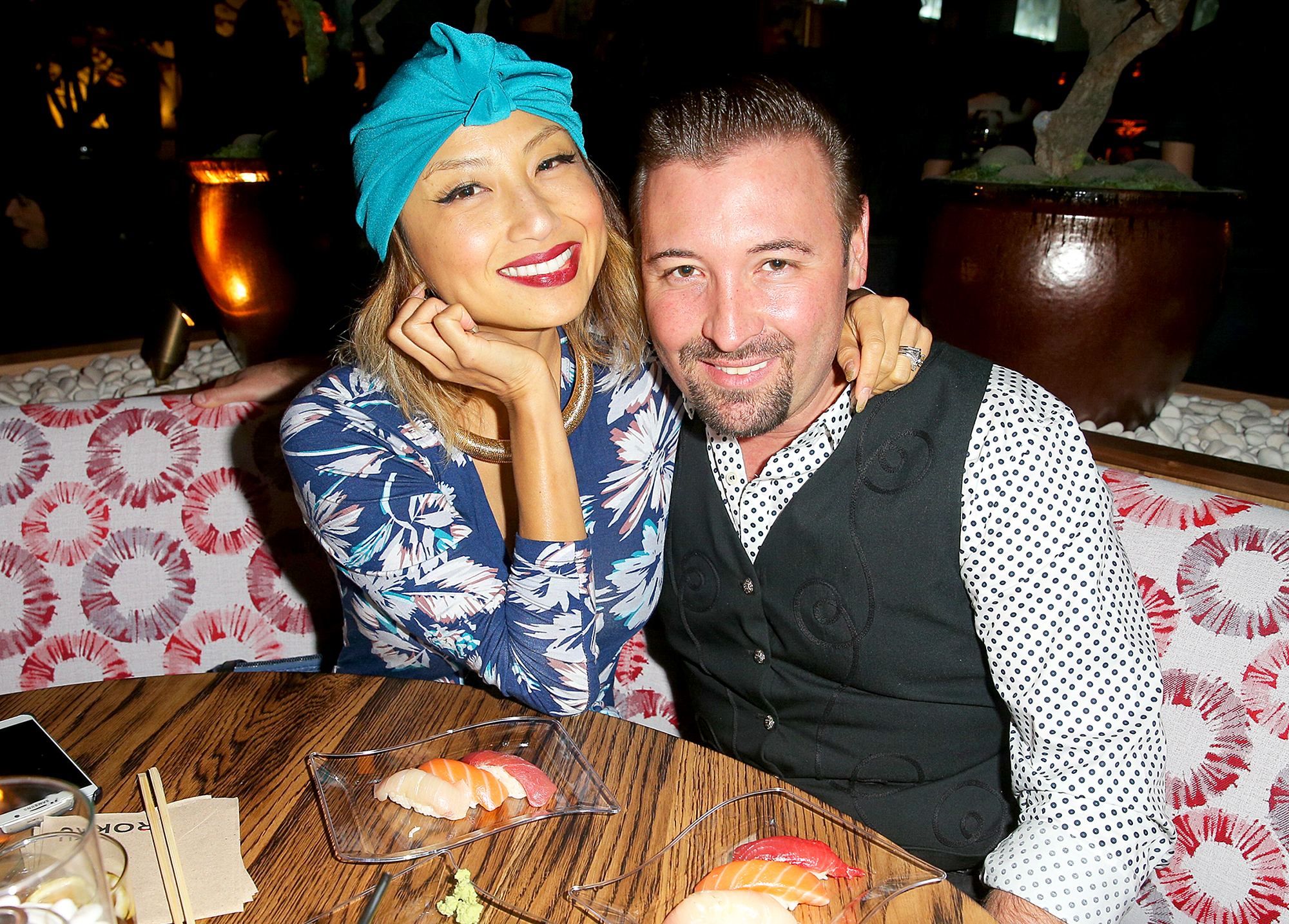 The Real' Cohost Jeannie Mai Is Divorcing Freddy Harteis
