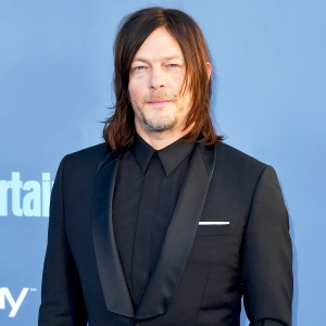 Norman Reedus attends The 22nd Annual Critics' Choice Awards in Santa Monica, California.