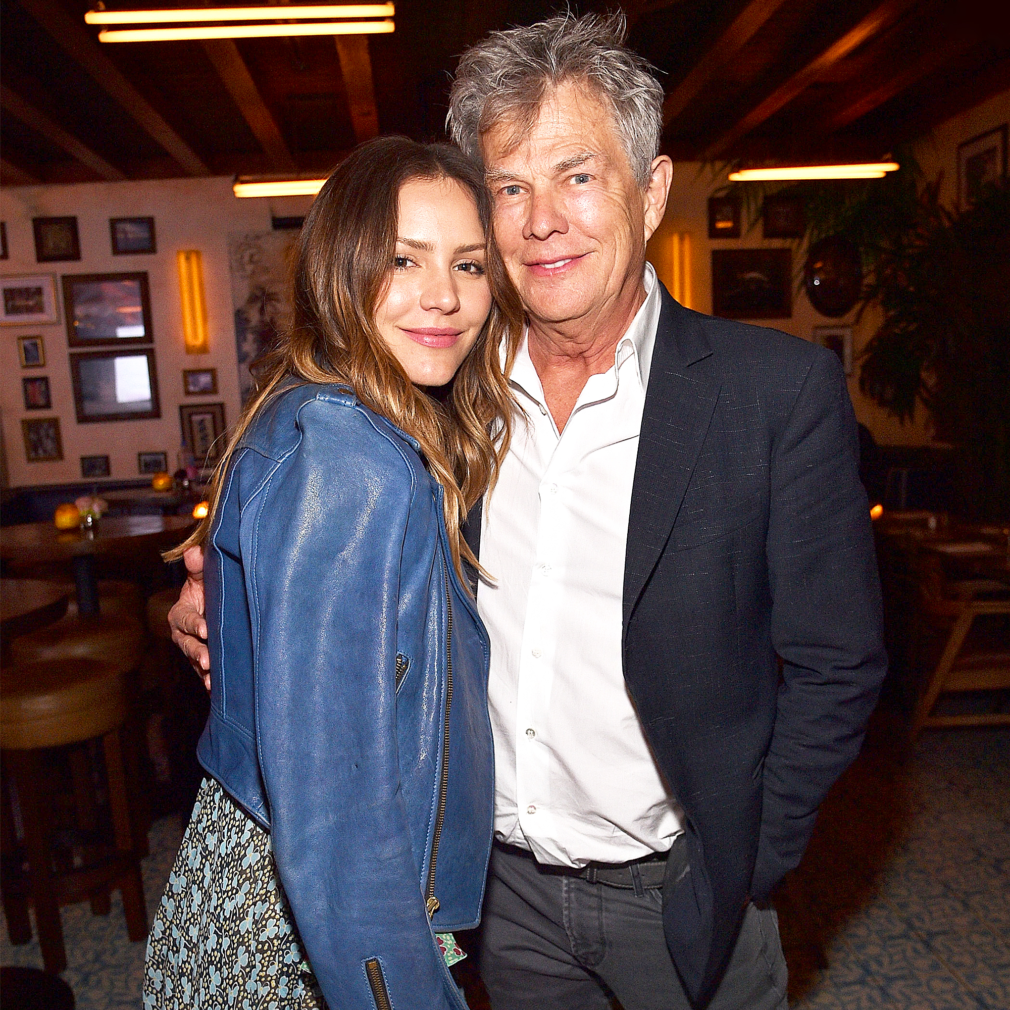 Katharine Mcphee And David Foster Their Relationship Timeline