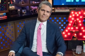 Andy Cohen, Kathy Griffin