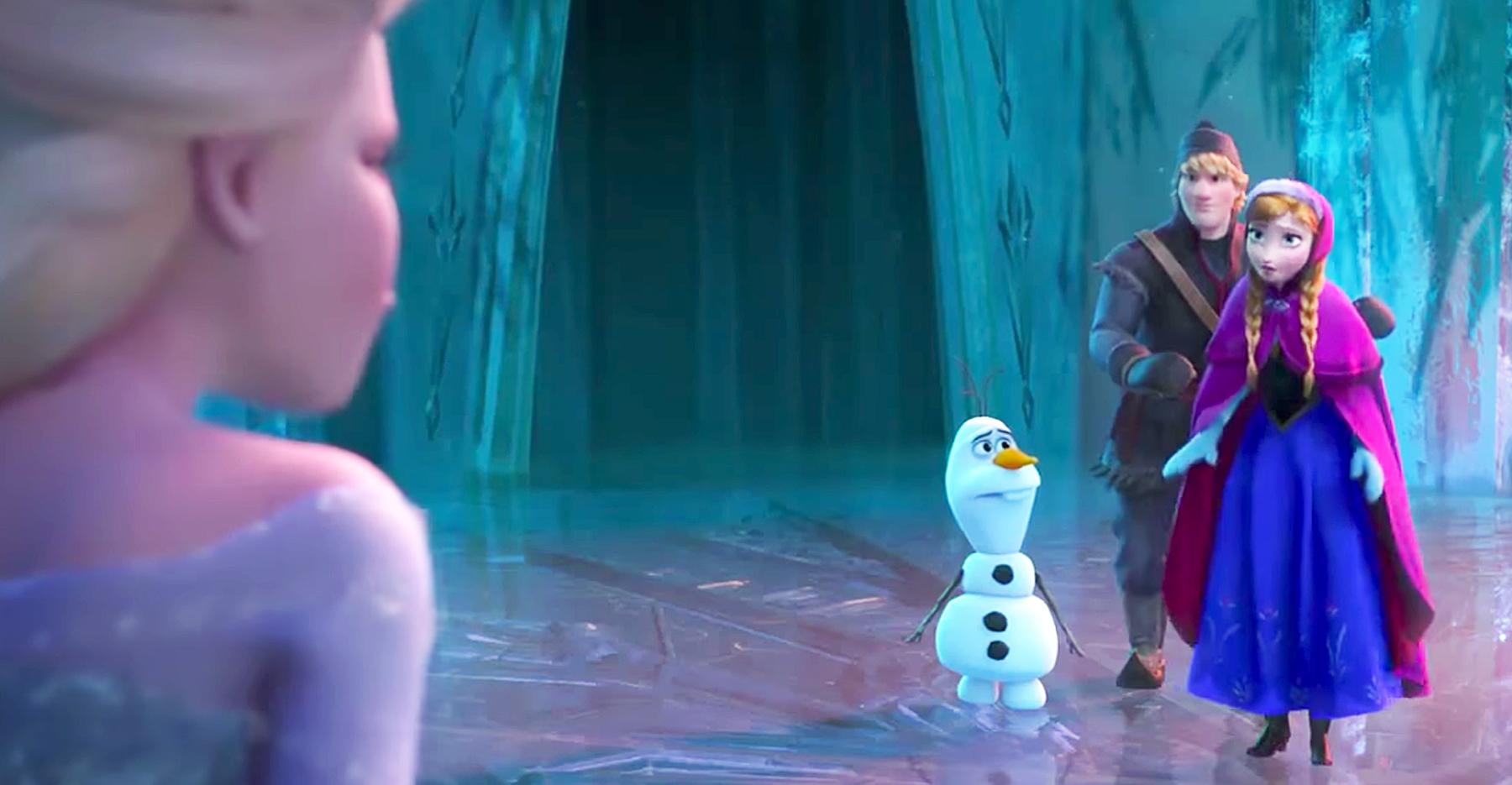 Kristen Bell Anna Frozen