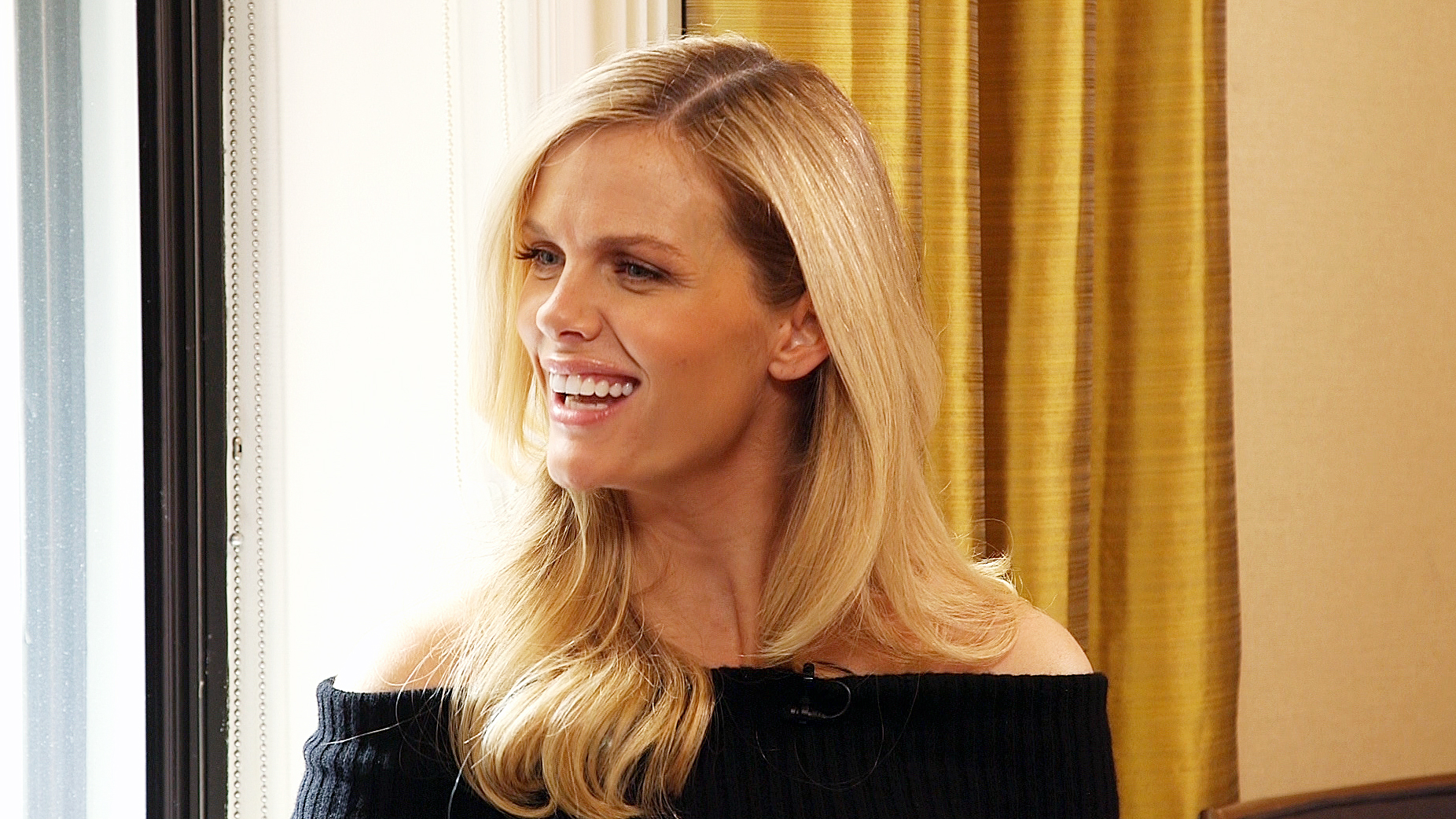 Brooklyn Decker Breast Milk Is Good For The Face