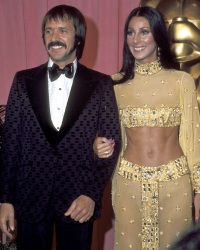 Sonny Bono, Cher, 45th Annual Academy Awards